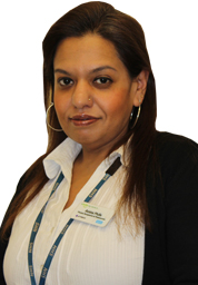 Amina Mulla : Practice Receptionist & Healthcare Assistant