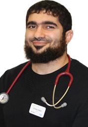 Dr Amir Eslami : MBBS MRCGP