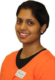 Dr Esther Fernandes : MBBS MRCGP
