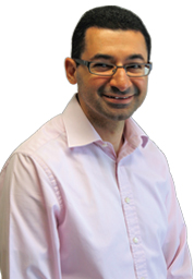 Dr Radwan : MBBS (Hons) DRCOG MRCPCH MRCGP (Dist)