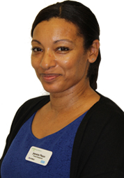 Jeanette Mason : Practice Receptionist